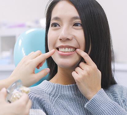 理想的な歯並びを手に入れるために