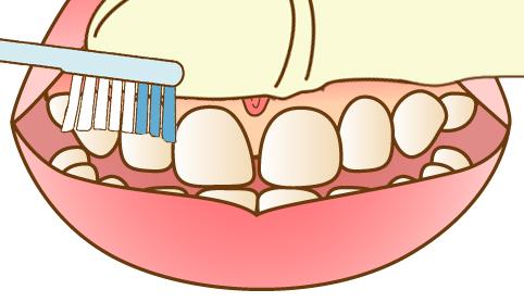 子どもの歯磨き