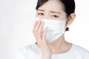 マスク生活でのお口のお悩み