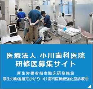 医療法人小川歯科医院 研修医募集サイト